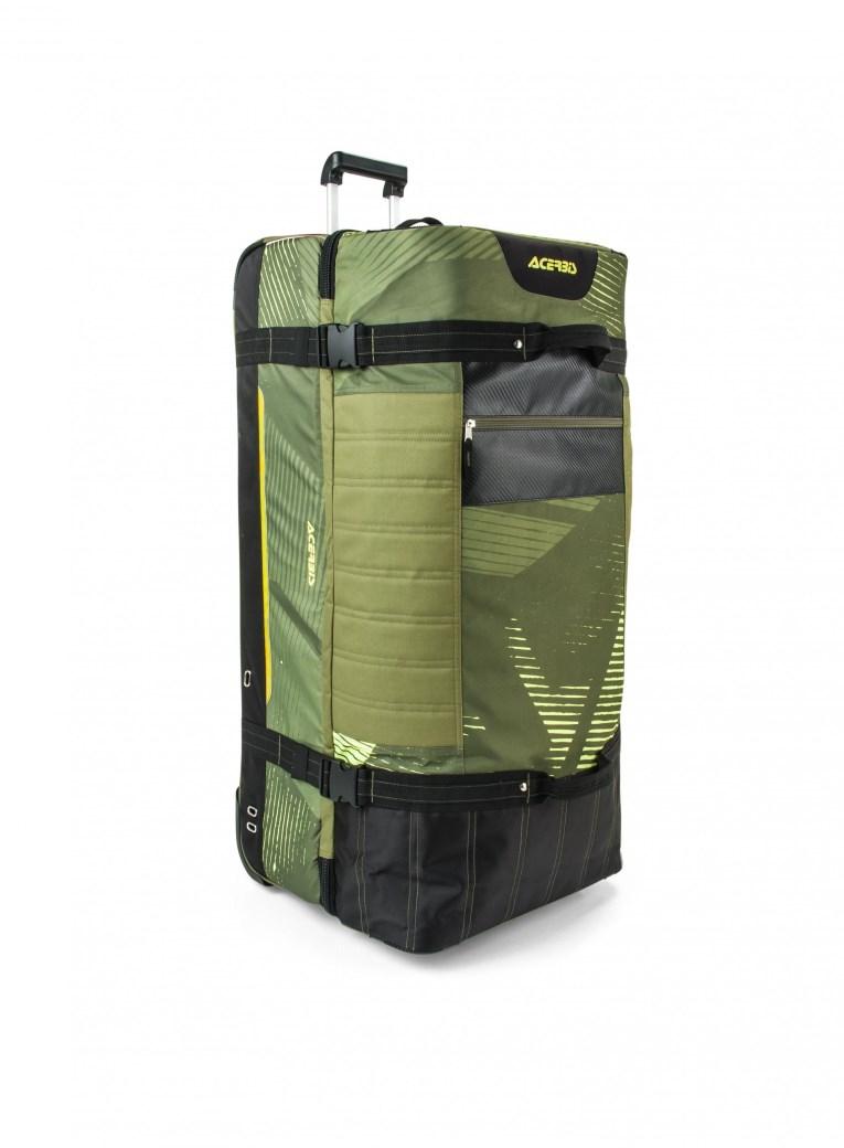 Borsa trolley per abbigliamento pilota Acerbis X-MOTO 2