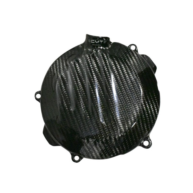 Protezione pignone in carbonio CMT per Yamaha YZ 125 2006 2018  cod.000430