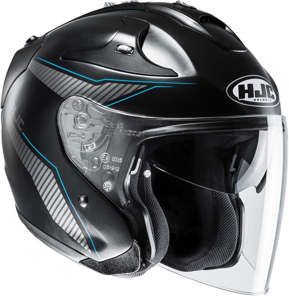 Casco jet Caberg GHOST CARBON