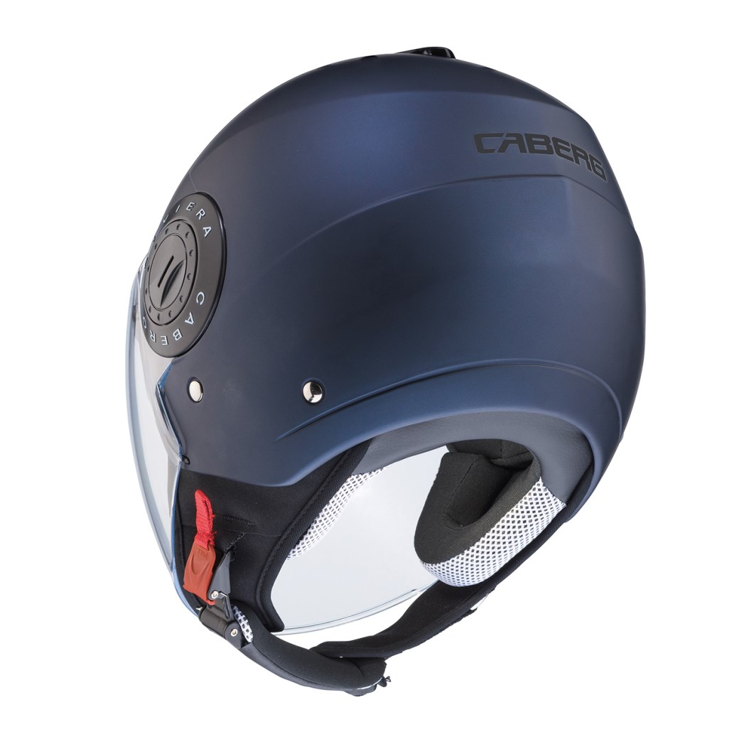 Casco jet Caberg UPTOWN LEGEND Blue Mid Night