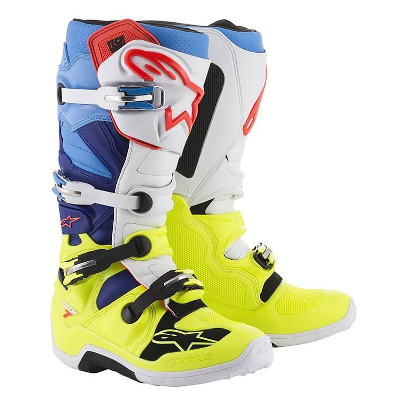Stivali cross Acerbis X-Pro V. Boots Rosso