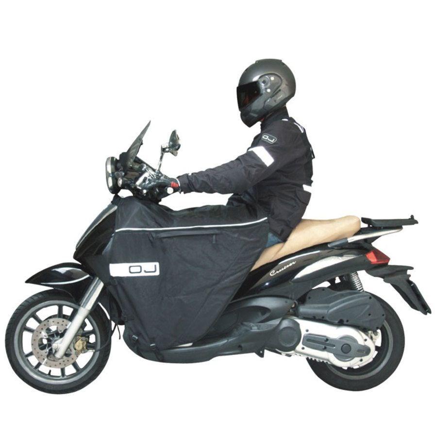 Coprigambe per scooter OJ Pro-Leg modello H universale tipo Sportcity-Sixteen-Versity 300