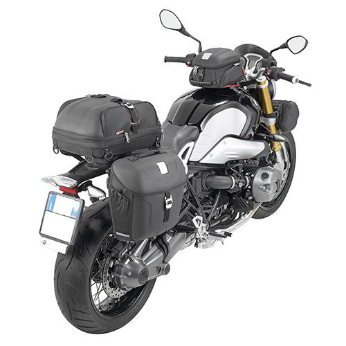Borsa da sella termoformata 30 litri per moto Givi MT502 2