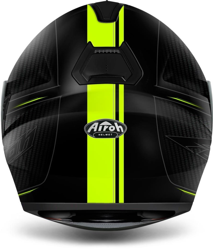 Casco modulare Airoh PHANTOM S Triplo Red Matt