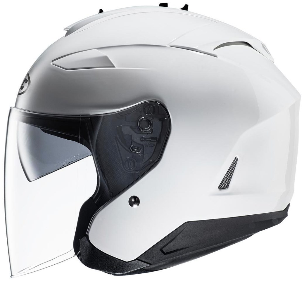 Casco jet Airoh CITY ONE FLASH giallo fluo