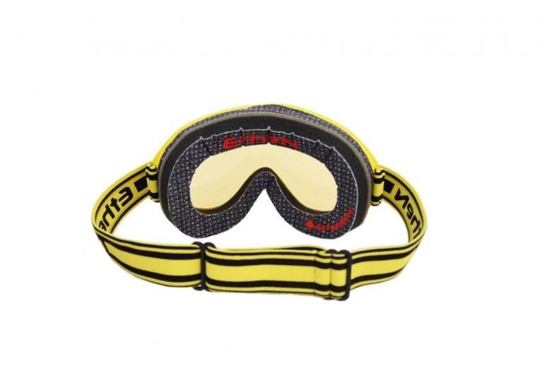 Occhiali maschera moto vintage fotocromatici ETHEN SCRAMBLER