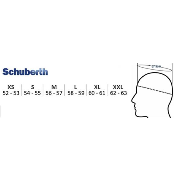 Casco modulare Schuberth C3 PRO Matt Black 4