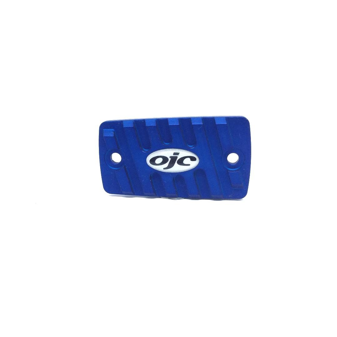 Coperchio pompa freno anteriore blu OJC HUSQVARNA TC, FC, FE e TE 1