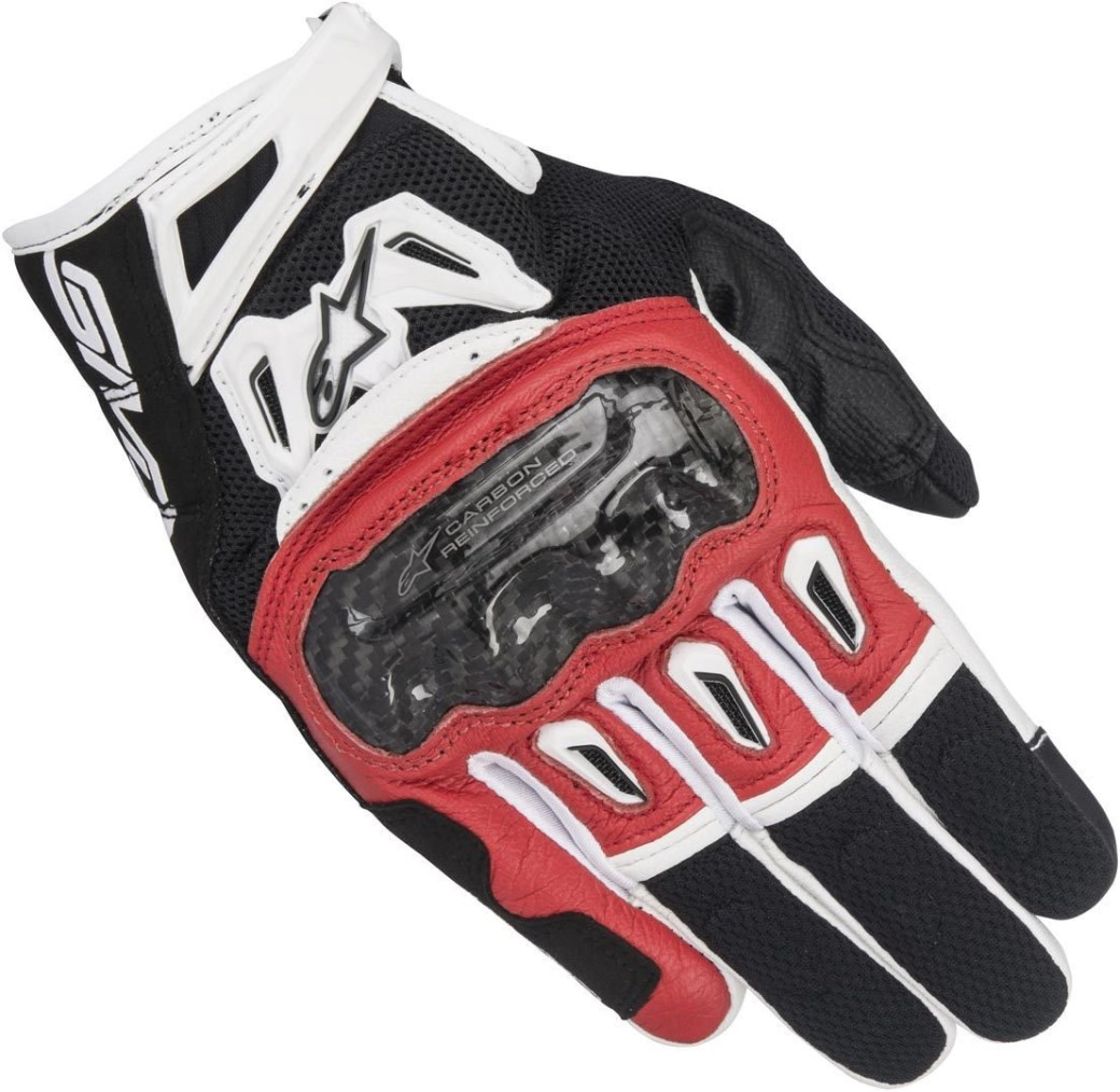 Guanti pelle Alpinestars CRAZY EIGHT nero