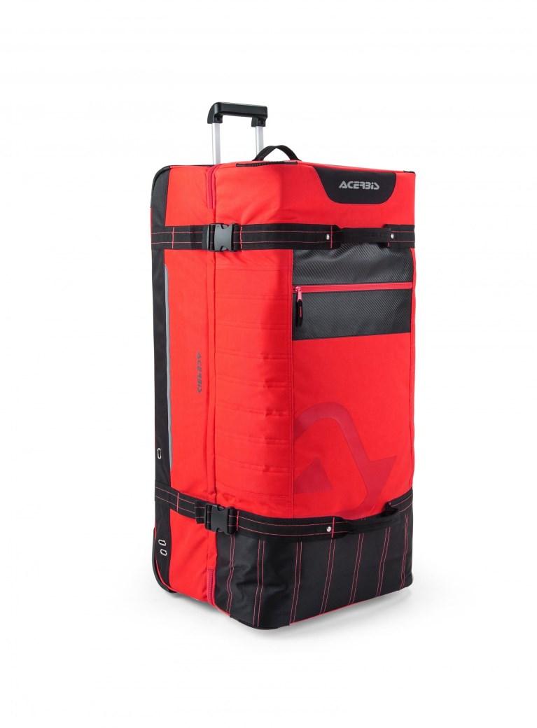Borsa trolley per abbigliamento pilota Acerbis X-MOTO 4