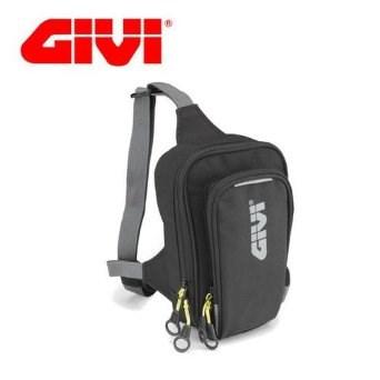 """Porta cellulare smartphone e GPS da moto da 5,4"""" per manubri tubolari S954B Givi"""