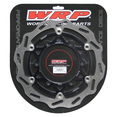 Disco freno WRP Suzuki  posteriore