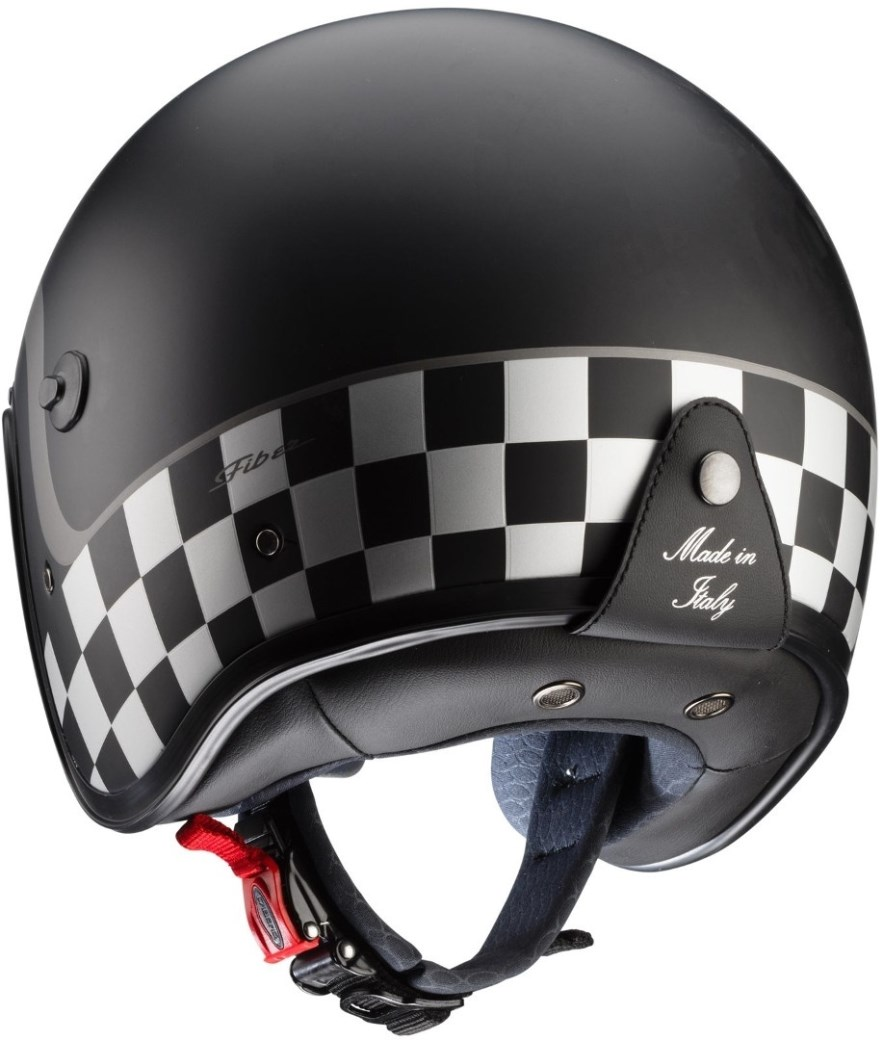 Casco jet Caberg FREERIDE Formula Matt Black Anthracite 2