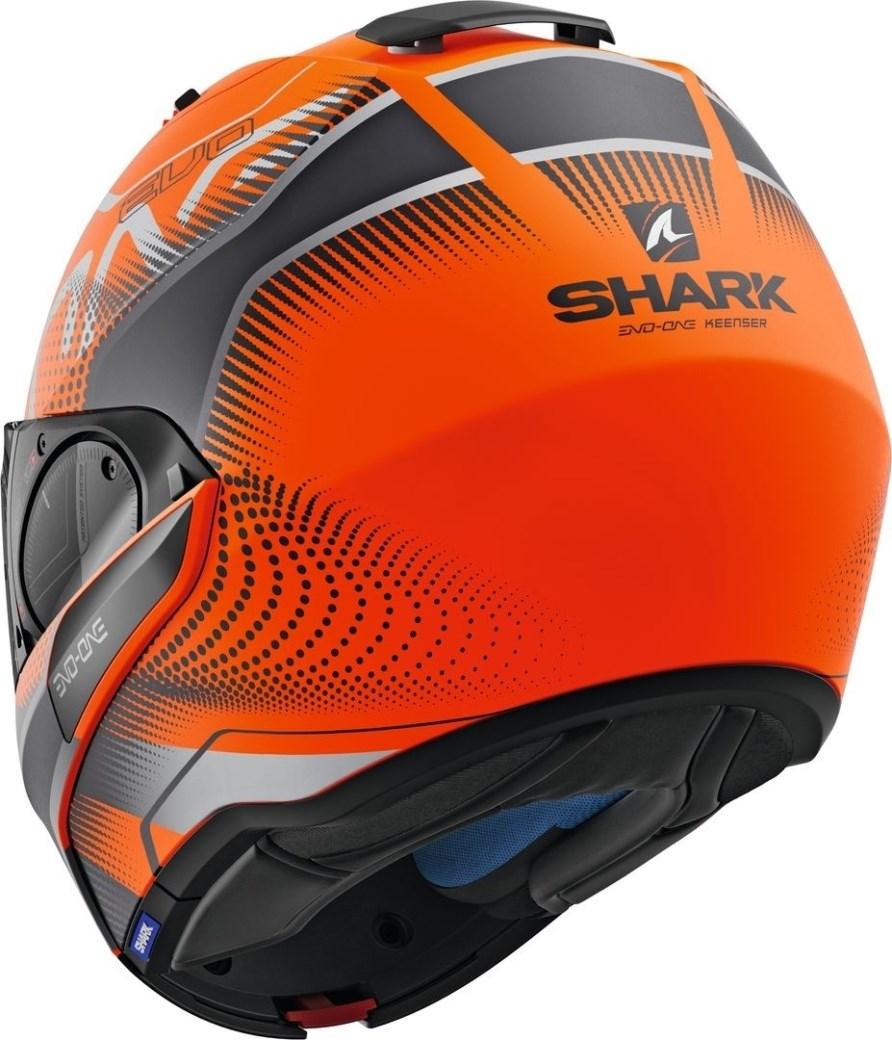 Casco integrale Shark SKWAL 2 Blank Mat AMA