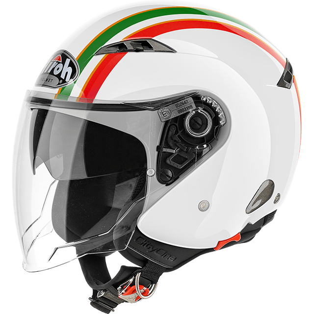 Casco jet DMD Vintage Sunset
