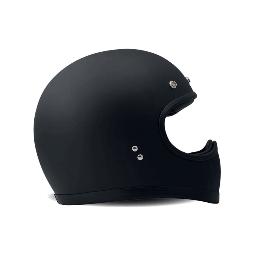 Casco integrale Dmd RACER MATT BLACK 1