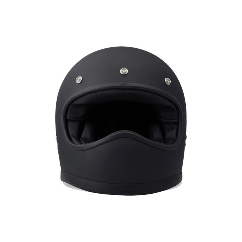 Casco integrale Dmd RACER MATT BLACK 2
