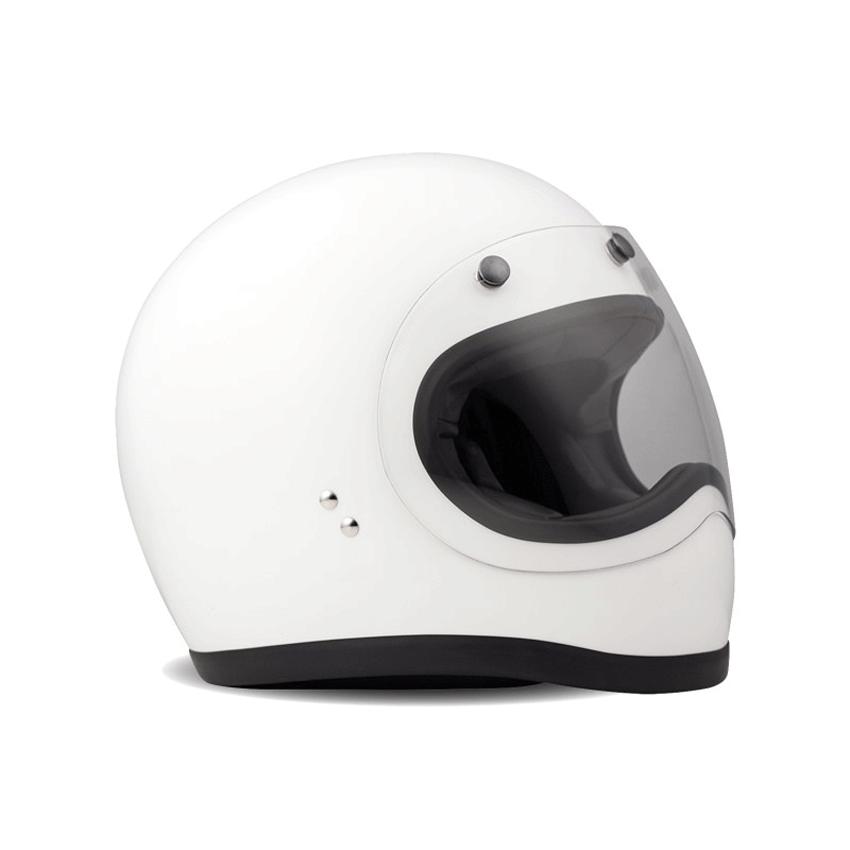 Occhiale DMD per casco Seventy Five trasparente e fumé