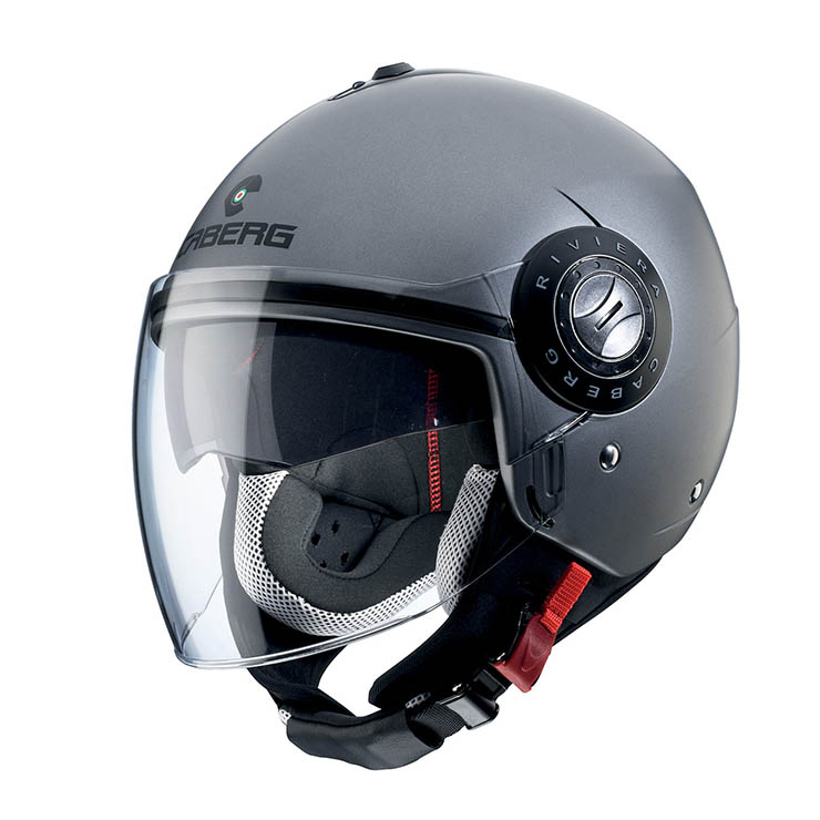Casco jet Shark RAW STRIPE rwr