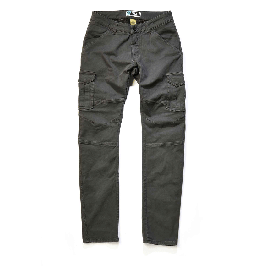 Pantaloni moto Rev'it SAND 4 H2O Mimetico Marrone