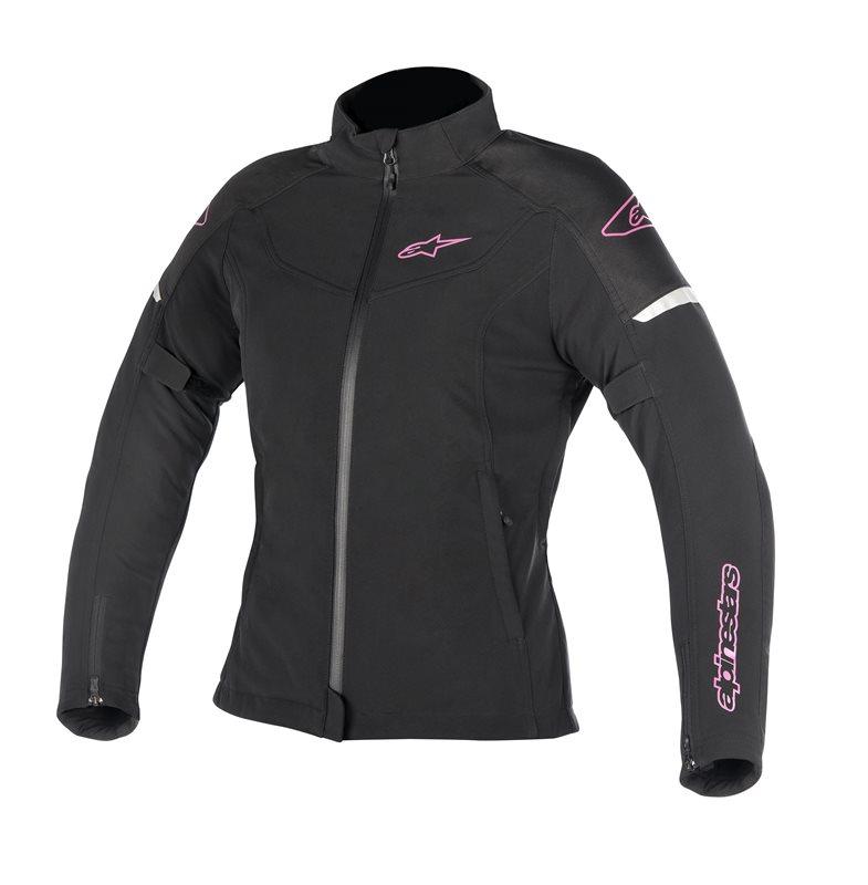 Giacca moto donna Alpinestars STELLA ANDES V2 Drystar grigio nero