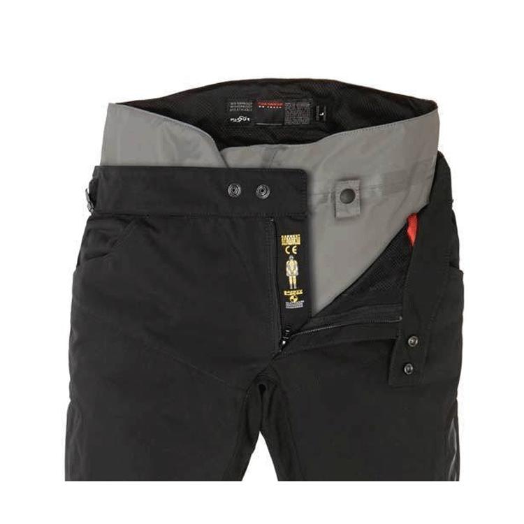 Pantaloni moto Spidi THUNDER nero ghiaccio 2