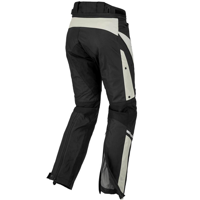 Pantaloni moto Spidi 4SEASON H2out nero grigio 2